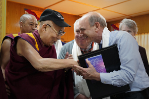 Reconnecting with The 14th Dalai Lama""