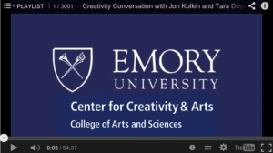 Emory Interview Jon Kolkin